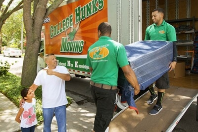 The H.U.N.K.S. will help you move your furniture and belongings with care