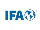 International Franchise Association logo.