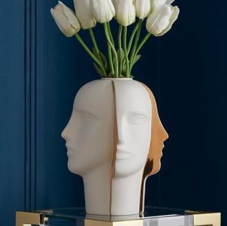 Jonathan Adler's Atlas Split Vase