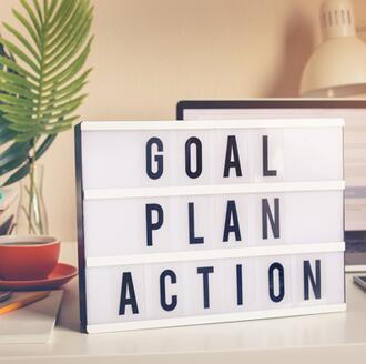 Goal, Plan, Action