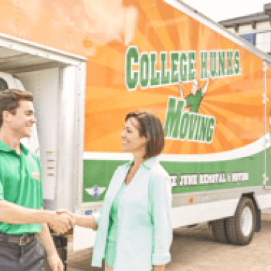 The College Hunks are ready to work with you
