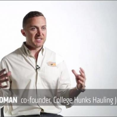 College Hunks co-founder Nick Friedman