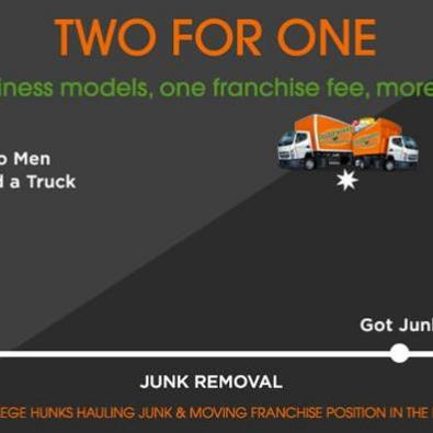 College Hunks offers two business models for one franchise fee