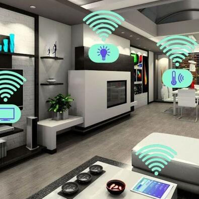 smart home technology in new home