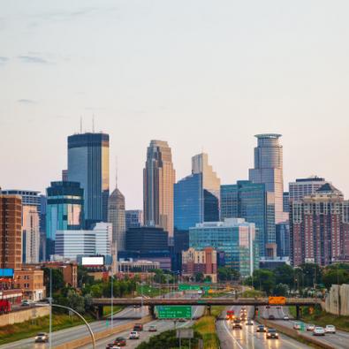 Minneapolis, Minnesota skyline