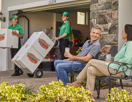 Take a Load Off While the Hunks Move Your Stuff