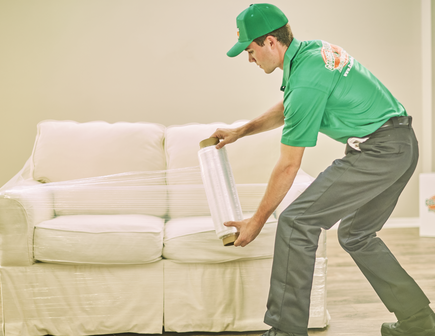 Carefully Protecting Your Furniture in the Packing Phase