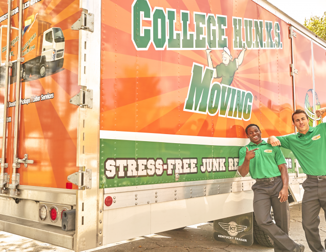Own a Successful College Hunks Franchise
