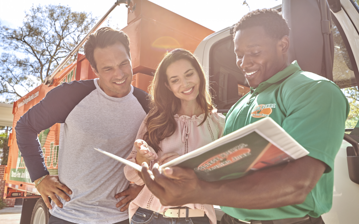 Plan Your Hauling With the College Hunks